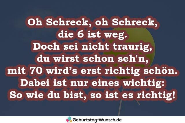 Oh Schreck, oh Schreck, die